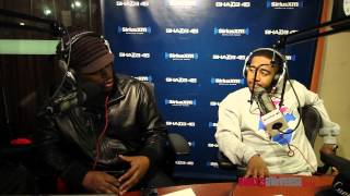 Omarion Sings In-Studio and Speaks on Touring with B2K on Sway in the Morning