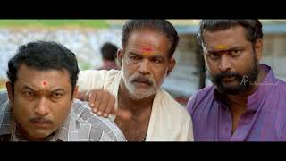 Police Maman Movie Scenes | Baburaj inquires the professor | Nidhin Paul seek Baburaj's help