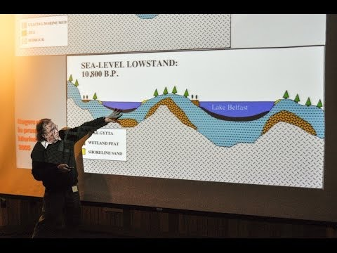 Sea level rise and its past impacts on coastal Maine