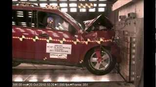 Ford Escape   2011   Frontal Crash Test   NHTSA   CrashNet1