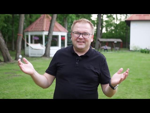 Radość studiowania S01E02 - dr Wojciech Kowalewski