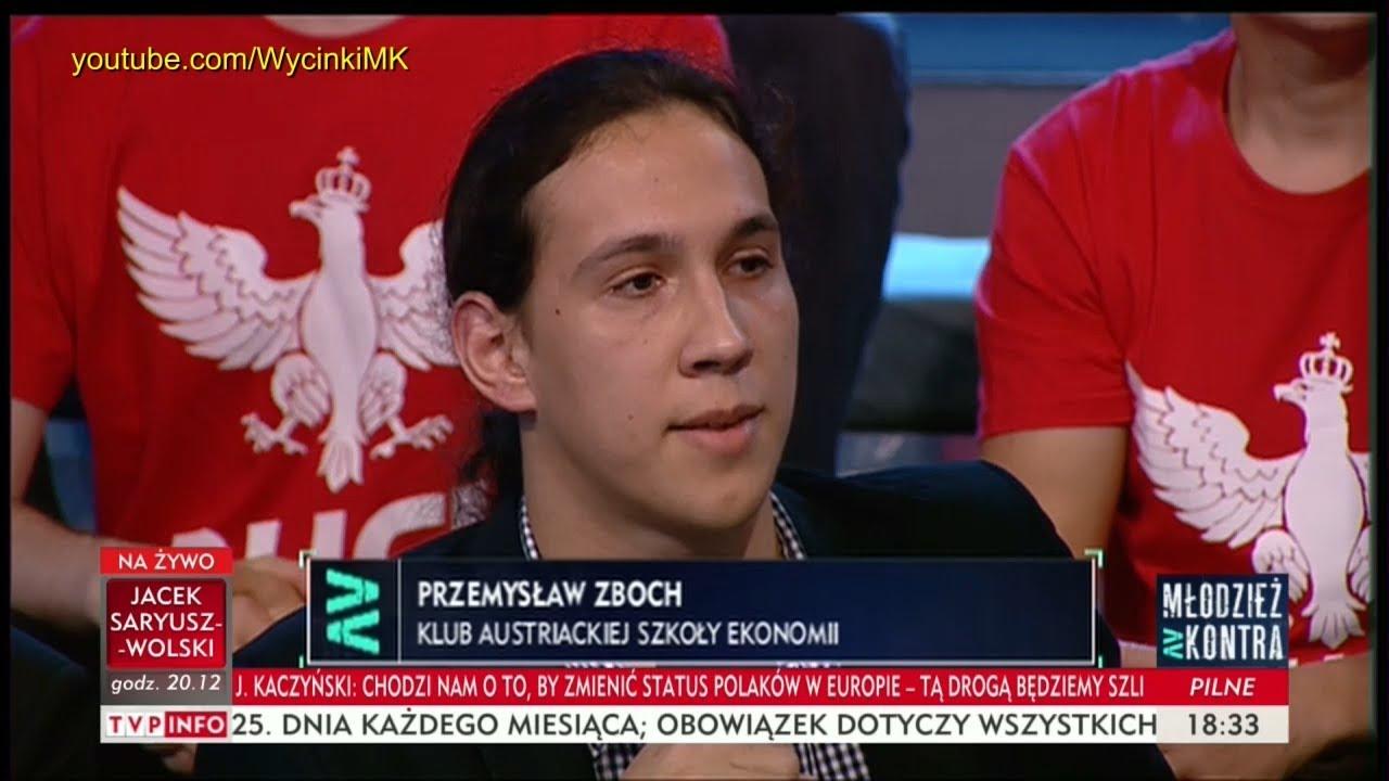 Młodzież kontra 614: Przemysław Zboch (KASE) vs Marek Sawicki (PSL) 21.10.2017