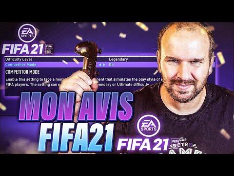 FIFA 21 - DÉCOUVERTE DU NOUVEAU MODE COMPÉTITION  ( C'est beaucoup trop dur !!!)