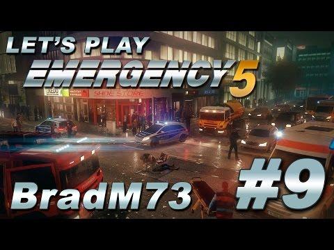 Emergency 5 - Episode 9 - Hamburg Swat Mission - No Casualties!!