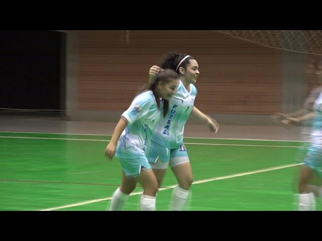 FINAL COPA CECILIA 2020 futsal femenino
