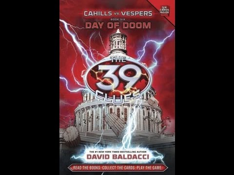 Cahills Vs Vespers Book 4