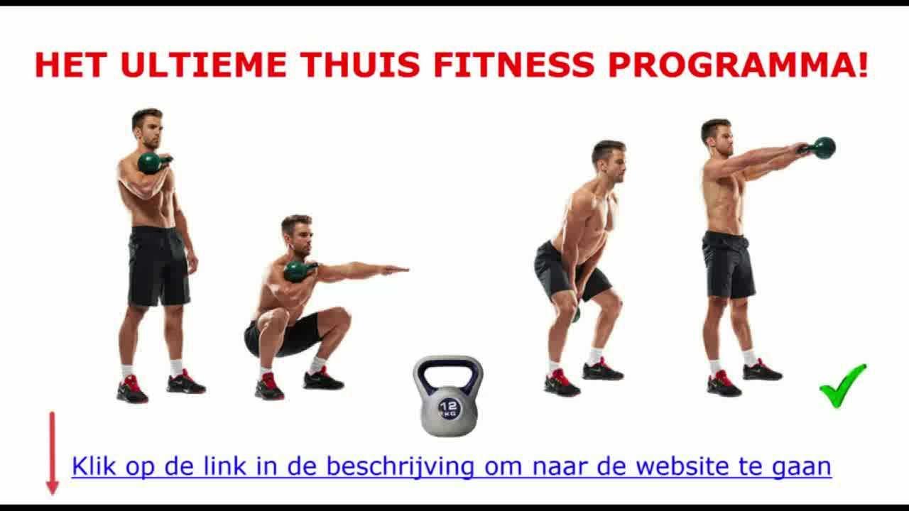 bewegingsoefeningen voor thuis