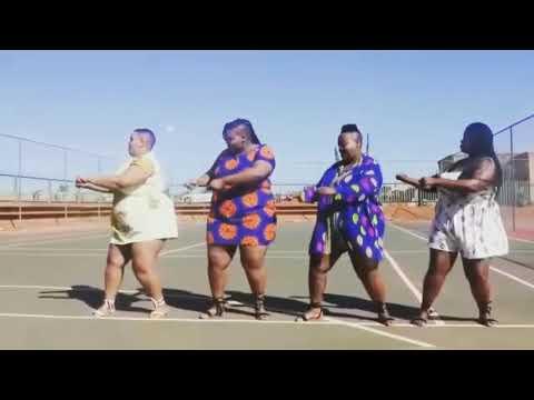 BBW VOSHO 🔥dance-  Big moma AFRICA 😋😋😋