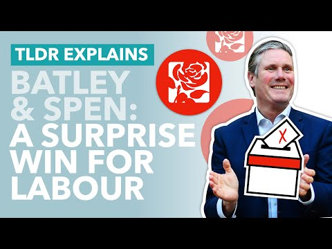 Labour's Fight Back? How Labour Won the Batley & Spen By-Election - TLDR News