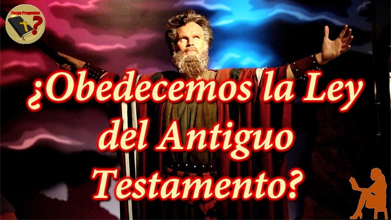 Resultado de imagen de Â¿Tienen que obedecer los cristianos la ley del Antiguo Testamento?