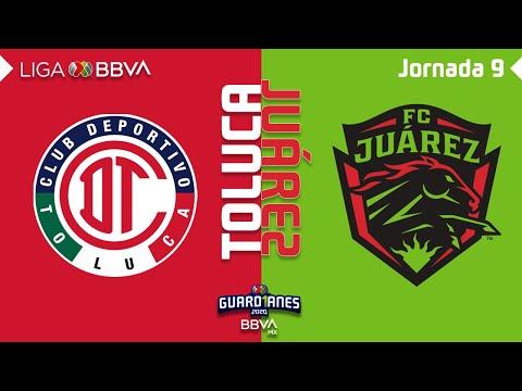 Toluca Juarez Goals And Highlights