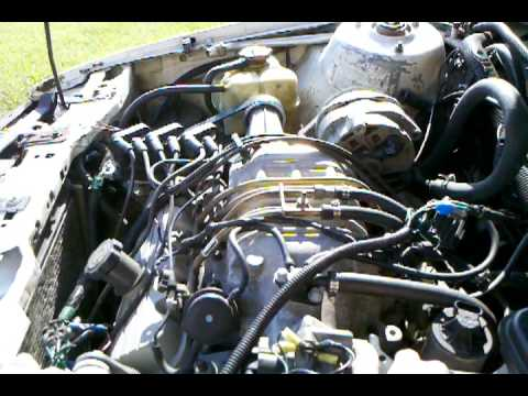 '89 Z24 Series 2 3800 Supercharged, Megasquirt 2 Extra (MSII)