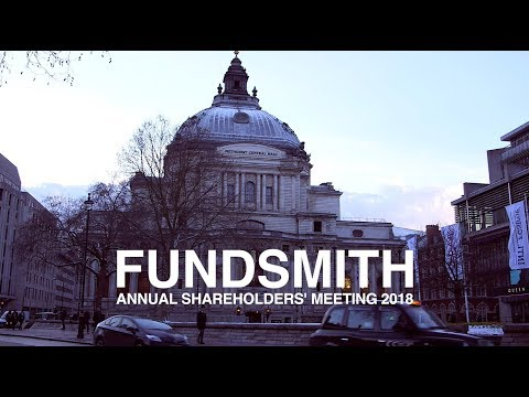 FUNDSMITH Annual Shareholders' Meeting (2018)