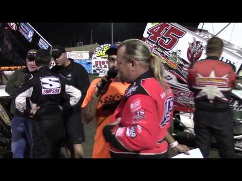 2016 East Bay Raceway Park Ronald Laney Memorial King of 360's