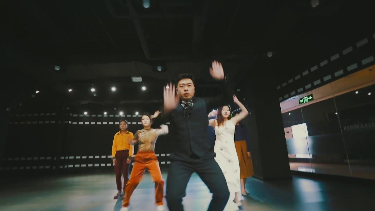 【GH5舞室】LEONA Choreograph Waacking 复古经典