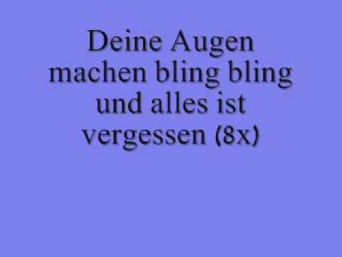 Augenbling  Seeed Lyrics