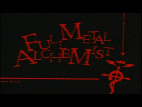 """Fullmetal Alchemist (2003) Outro 2 """"To the Other Side of the Door"""" Textless HD"""