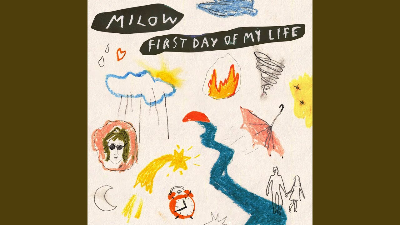 BELUISTER: Milow - First Day of my Life