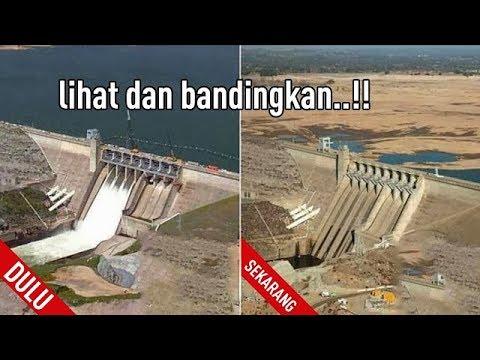 Fakta Danau Tiberias Mengering Total ?! Ternyata Ini Penyebabnya..