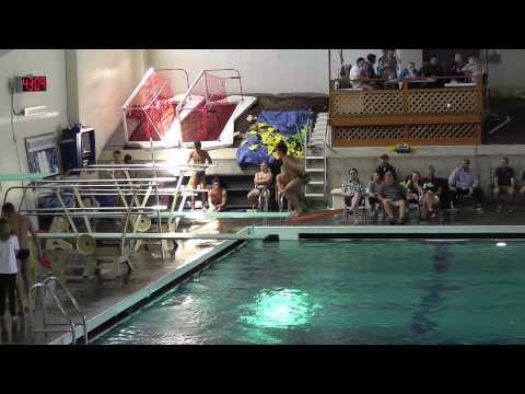 College Recruitment Diving Video - Nevada Schultz, Class of 2016