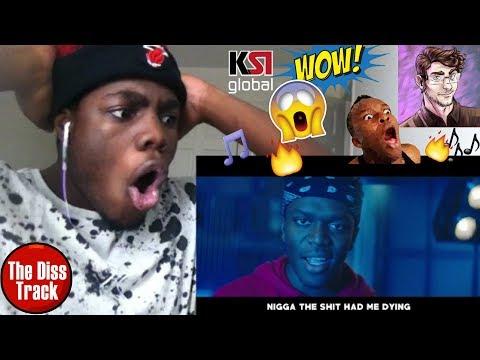 KSI - Adam's Apple ft Alesa  REACTION!!!