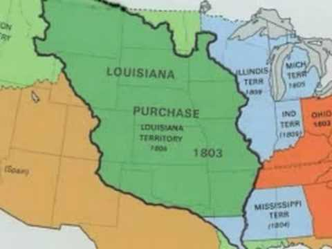 Louisiana Purchase  YouTube