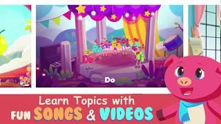 Super School: Educational Kids Games & Rhymes