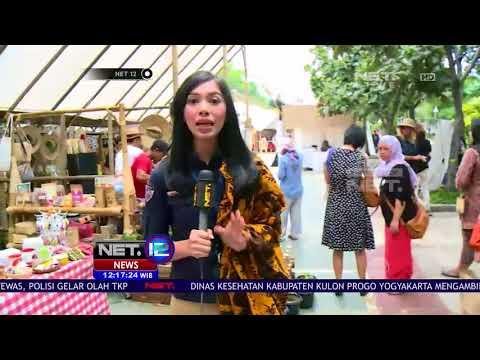 Live Report Festival Panen Raya Nusantara - NET12