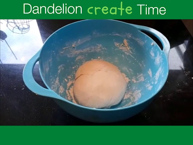 Dandelion Create Time | Easy White Bread