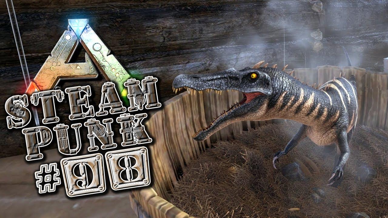 Ark Neuer Dino