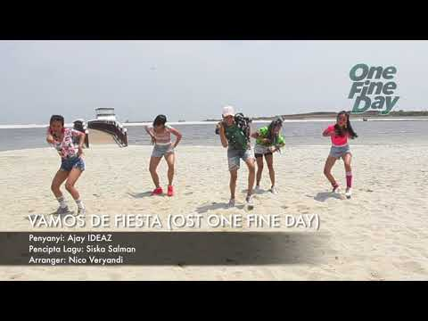 Dance OST One Fine Day #1 (Vamos De Fiesta)