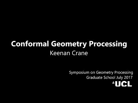 Conformal Geometry Processing
