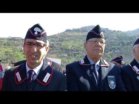 Corbara, cerimonia di intitolazione strada al Generale Gennaro Niglio