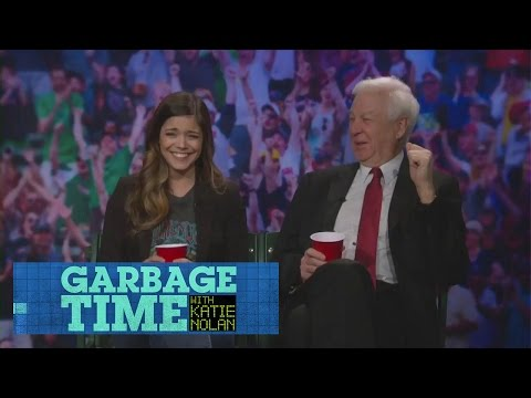 Katie and Bill Raftery talk Lingerie and ONIONS!