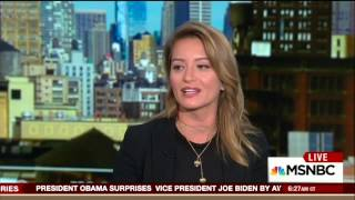 Katy Tur: Trump Tried to Pull Me Onstage to Wave Like a Wife