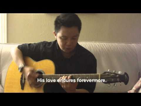 Give Thanks to the Lord - Psalm 118 - An upbeat Christian song for Sending Forth