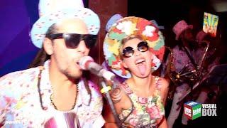 Смотреть клип Qva Libre - Sudas Con Carajo