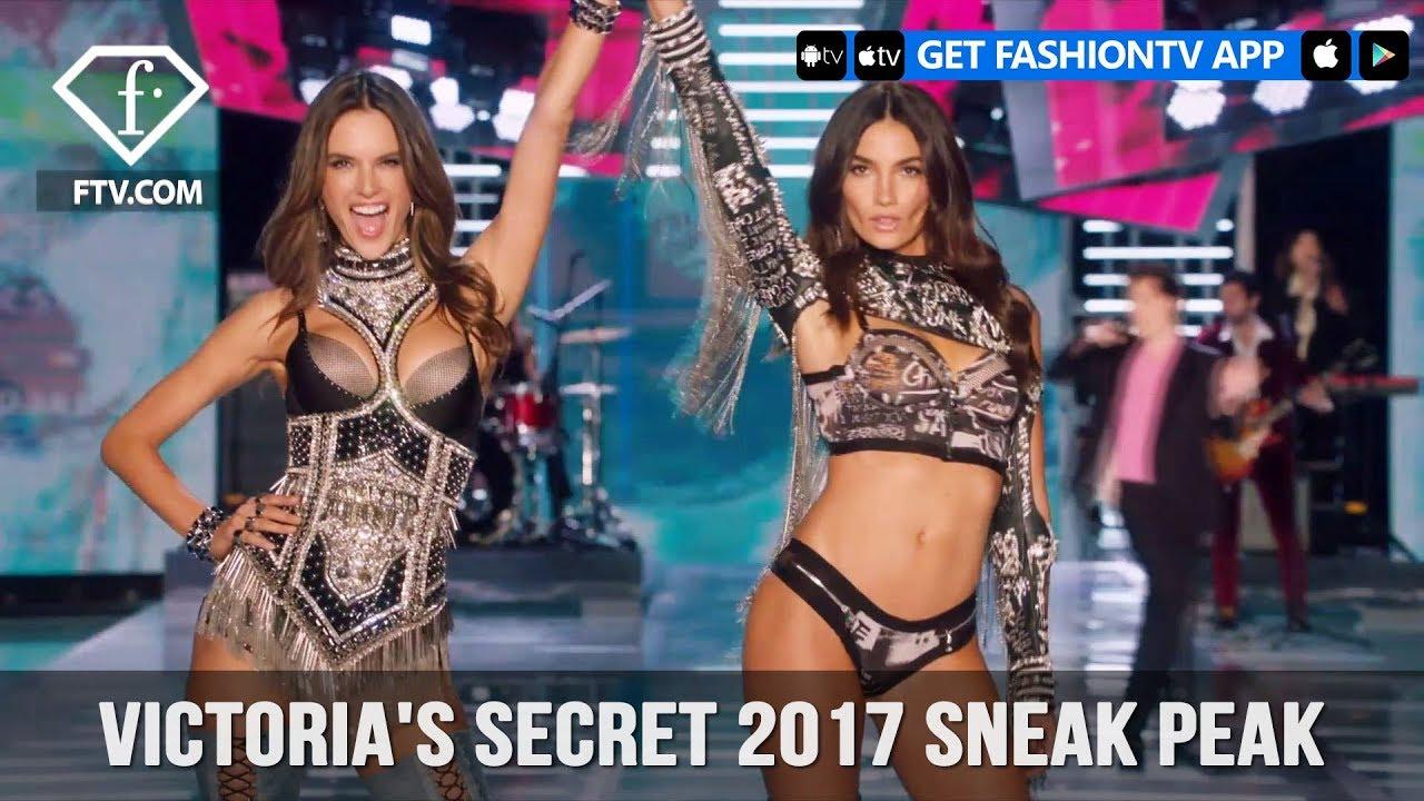 Victoria's Secret Show 2017 Shanghai ft. Candice Swanepoel , Adriana Lima & Bella Hadid | FashionTV