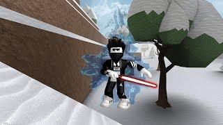 Roblox Ich bin ein Sith Snow Shoveling Simulator❄️