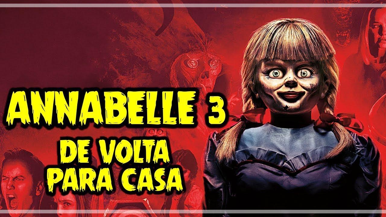 Annabelle 3: De Volta Para Casa (2019) - Crítica Rápida