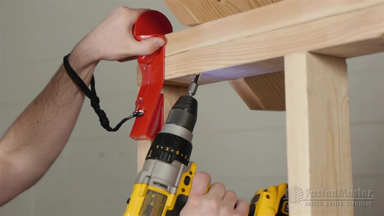 Fastenmaster Timberlok Rafter Truss To Top Plate
