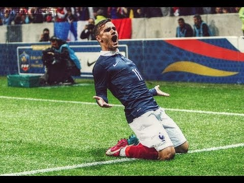 Antoine Griezmann Goal vs Nigeria World Cup 2014 HD