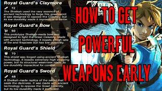 Download Zelda Breath Of The Wild How To Get Powerful