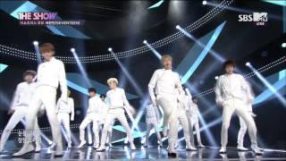 170613 SEVENTEEN   Don't Wanna Cry울고 싶지 않아 @ 더쇼 SBS The Show
