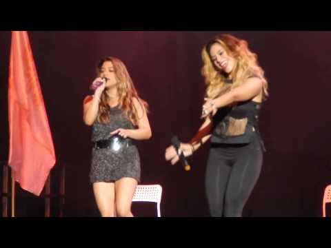Fifth Harmony - All Of Me (Cover) - (10/19/14 AZ State Fair)