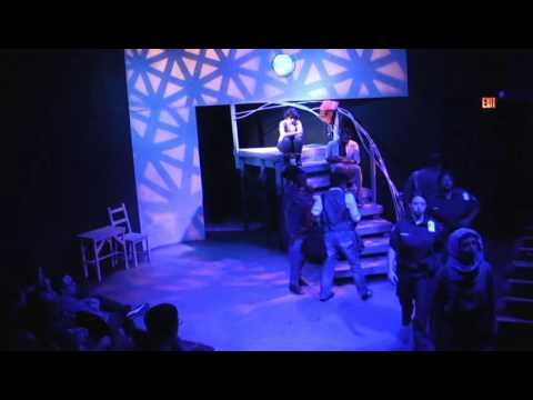 Scheherazade presented by GenEnCo at THE VORTEX in Austin, Texas—Sun, June 4 2017