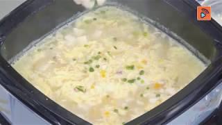[肥媽食好D食平D] 蟹肉豆腐羹/德國寶變頻萬用養生鍋 DFC-918/豆腐/蟹肉/豆腐羹_bigbigshop