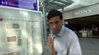 Conociendo Microsoft Store - parte 1: buscando la tienda en Los Ángeles