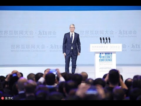 Apple CEO Tim Cook Supports Chinese Style Censorship For Internet