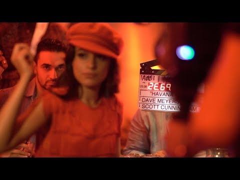 Camila Cabello - #HAVANAtheMOVIE BTS Video...